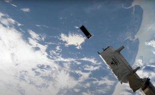 Desenvolvido por estudantes da Universidade Interamericana, dispositivo é o primeiro do país no espaço