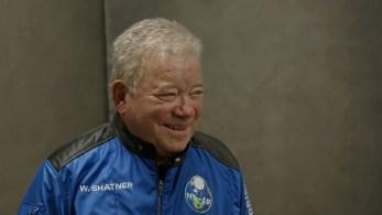 William Shatner, de 90 anos, se tornou a pessoa mais velha a ir ao espaço; duque de Cambridge pediu atenção de bilionários aos problemas da Terra