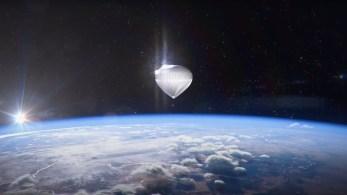 Com lançamento previsto para 2024, projeto pretende levar passageiros a 30 mil metros de altura, quatro vezes mais que um avião comercial