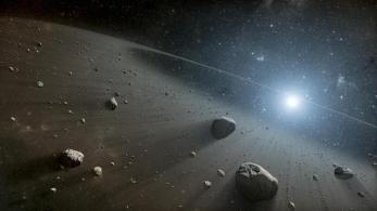 Estudo liderado por cientista brasileiro do MIT sugere que disco que orbitava o Sol pode ter dividido o Sistema Solar e moldado os planetas