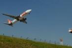 Reclamações contra empresas aéreas caem quase 75% no 2° trimestre