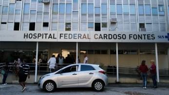 Irregularidades no hospital Cardoso Fontes foram apontadas em laudo da Light em novembro de 2020; à CNN unidade informou que obras ainda não foram realizadas