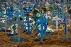 Com 460 mortes registradas em 24 h, Brasil tem mais de 605 mil óbitos por Covid-19