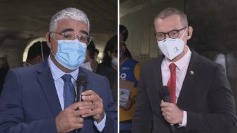 No CNN Dois Lados, Eduardo Girão e Fabiano Contarato falaram sobre expectativas para documento de Renan Calheiros