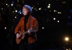 Ed Sheeran afirma ter testado positivo para Covid-19