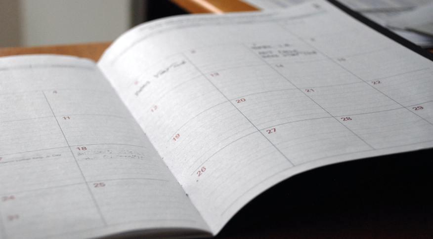 Dois dos próximos quatro feriados nacionais cairão em sábados