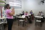 Pesquisa: Maior desafio de professores é com a saúde mental em volta presencial