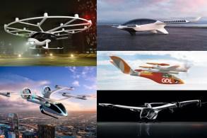 Aeronaves elétricas de pouso e decolagem vertical devem trazer nova modalidade de transporte urbano