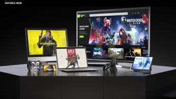 """Serviço da Nvidia e Abya permite """"alugar"""" computador poderoso para rodar jogos em dispositivos mais fracos."""