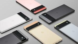 Google anuncia nova versão de smartphone Pixel 6 com o 1º processador próprio