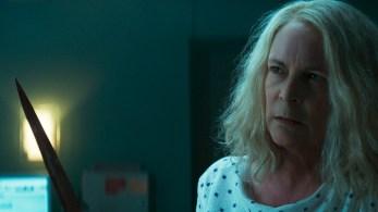 Capitaneado pela estrela do filme de 1978, o longa renova a busca incansável pelo assassino Michael Myers