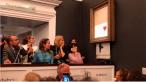 Segunda venda de quadro de Banksy que se autodestruiu chega a R$ 140 milhões