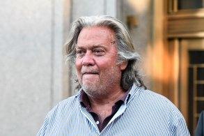 Bannon afirmou que não iria cooperar com o comitê que investiga os ataques ao Capitólio dos EUA em 6 de janeiro