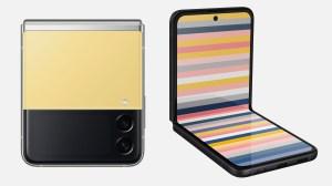 Samsung permite personalizar versão de novo smartphone dobrável