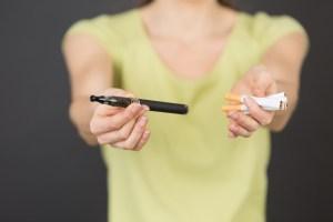 Uso de cigarro eletrônico para prevenir recaída não funciona, aponta estudo
