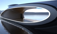 O Lazzarini Design Studio, com sede em Roma, revelou renderizações de seu mais recente conceito, Shape