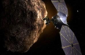 Missão de 12 anos nos ajudará a entender formação do Sistema Solar e viajará bilhões de quilômetros