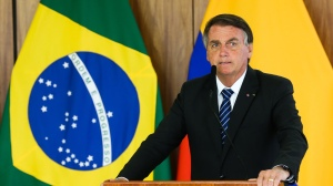 Bolsonaro questiona a demora para a sabatina de André Mendonça para o STF