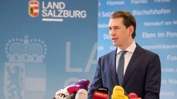 Sebastian Kurz se afasta do governo mas deve permanecer na liderança de seu partido