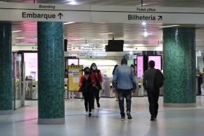 Substituição das bilheterias tradicionais faz parte do plano de modernização dos meios de pagamento nos transportes iniciado em setembro de 2019