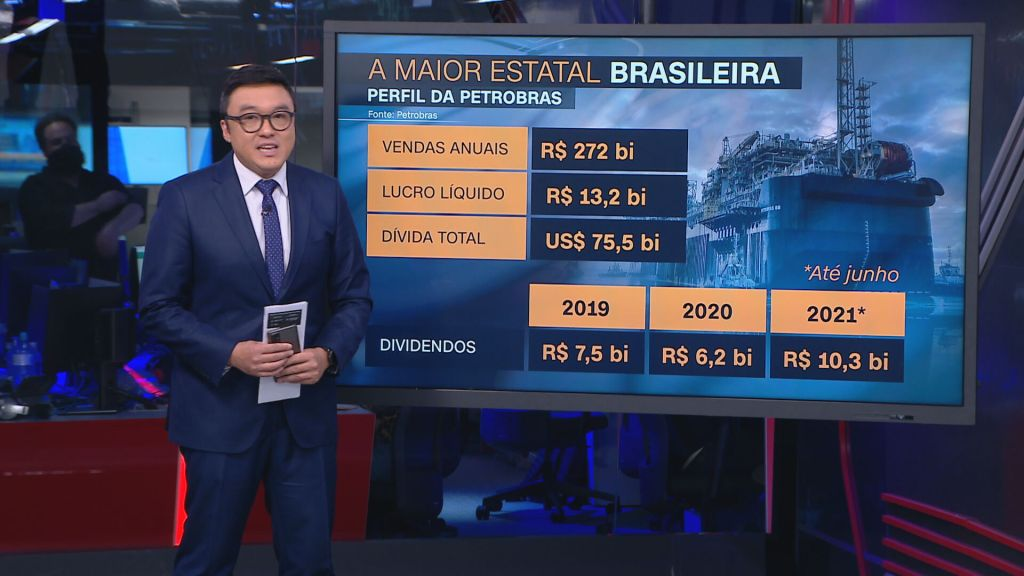 Entenda a importância da Petrobras para a economia