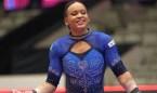 Após ouro e prata, Rebeca encerra disputa no Mundial de ginástica em 6º lugar na trave