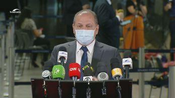 Líder do governo na Câmara reagiu à sua inclusão como indiciado no relatório de Renan Calheiros