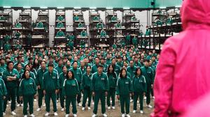"""Agasalhos verdes de """"Round 6"""" reaquecem setor de vestuário da Coreia do Sul"""