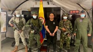 """""""Otoniel"""", traficante de drogas mais procurado da Colômbia, é capturado"""