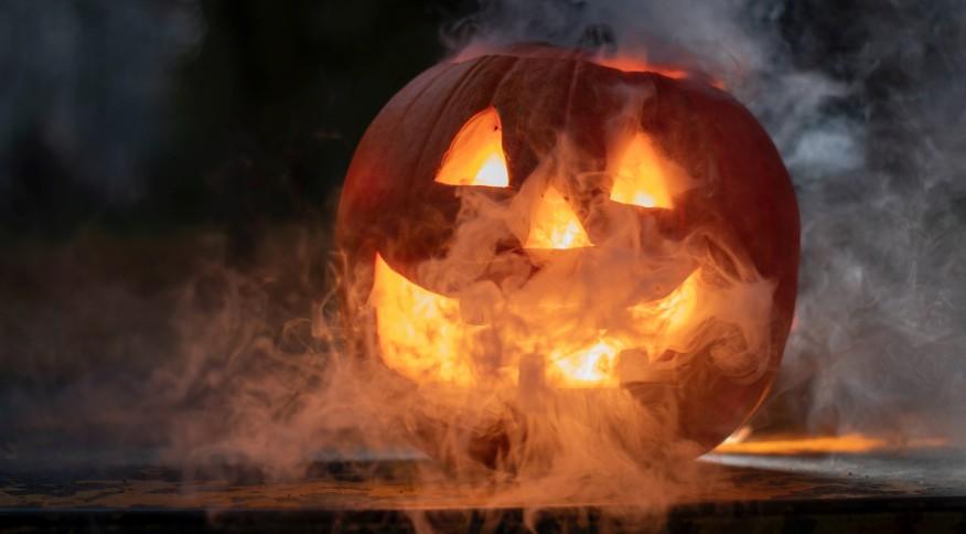 As lanternas de abóbora são uma tradição importante do Halloween