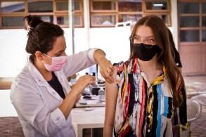 País aplicou mais de 249 milhões de doses de vacinas contra a Covid-19; são 116,78 doses aplicadas a cada 100 habitantes