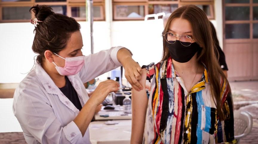 Vacinação contra a Covid-19 no Brasil