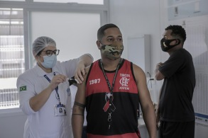 Levantamento da Sociedade Brasileira de Imunizações abrange crianças com mais de 12 anos e adultos