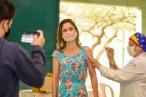 Estado de São Paulo faz mutirão de vacinação neste sábado (16)