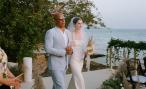 Vin Diesel leva filha de Paul Walker para o altar em casamento