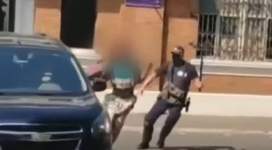 Guarda municipal perseguiu e agrediu mulher no centro de São Paulo