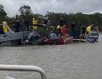 Marinha encerra buscas em naufrágio no MS e abre inquérito de investigação