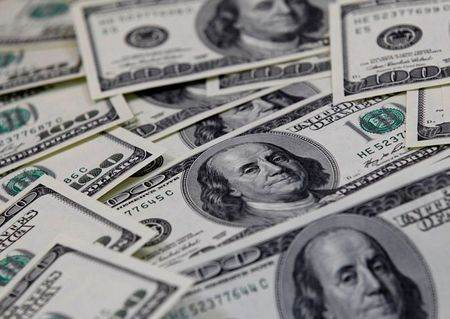 Cédulas de cem dólares dos EUA