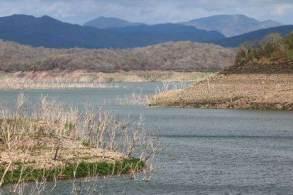 Um dos reservatórios mais importantes, o Furnas está com a situação crítica, registrando apenas 16,38% de volume