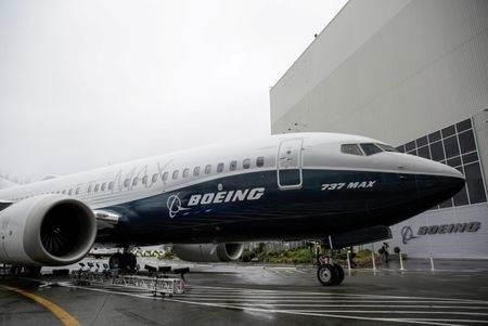 Boeing 737 MAX 7 em Renton, Washington (EUA)