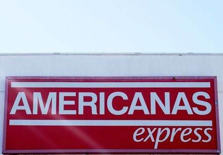 Logo da Americanas em loja no Rio de Janeiro (RJ)