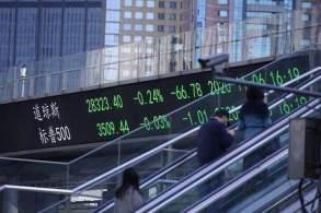 Em Wall Street, as bolsas americanas fecharam em alta generalizada ontem, com recorde do Nasdaq