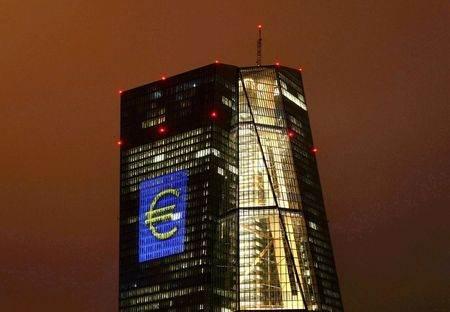 Sede do BCE em Frankfurt, Alemanha