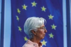 Lagarde, do BCE, mantém portas abertas para inflação mais alta