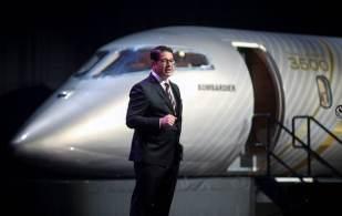 O Challenger 3500 deve entrar em serviço na segunda metade de 2022 e terá preço de lista de US$ 26,7 milhões o mesmo do 350, afirmou o presidente-executivo da companhia