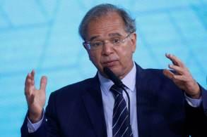 Ministro participou de evento da Caixa no Palácio do Planalto nesta segunda-feira (27)