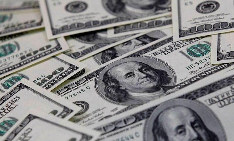 Notas de dólares dos EUA