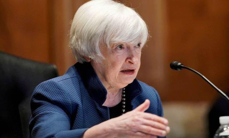 Janet Yellen, secretária do Tesouro dos Estados Unidos