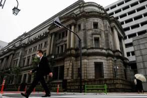 Banco central japonês avaliou que os lucros de instituições financeiras continuarão sob pressão por conta do ambiente de juro baixo