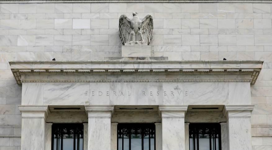 Prédio do Federal Resere em Washington, DC
